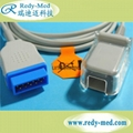 GE(Nellcor)Compatible SpO2 Adapter Cable