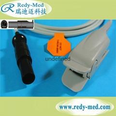 麦邦指夹式脉搏血氧饱和度探头
