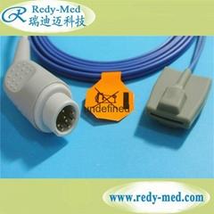迈瑞T5系列(Oximax)指夹式血氧饱和度探头