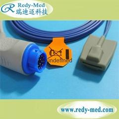 Mindray 12pin(masimo) Compatible SpO2 Sensor/Probe