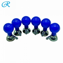Adult multi-purpose chest suction ecg electrode,6pcs/set