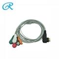 DMS 7lead HDMI 7导动态心电导联线