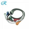BI MINI Holter 7lead/10lead ECG BI9800/ BI9000 holter cable
