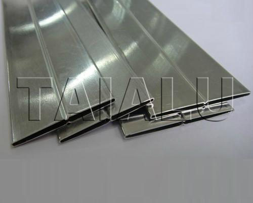 High Frequency Welded Auto Water Aluminum Tube 10
