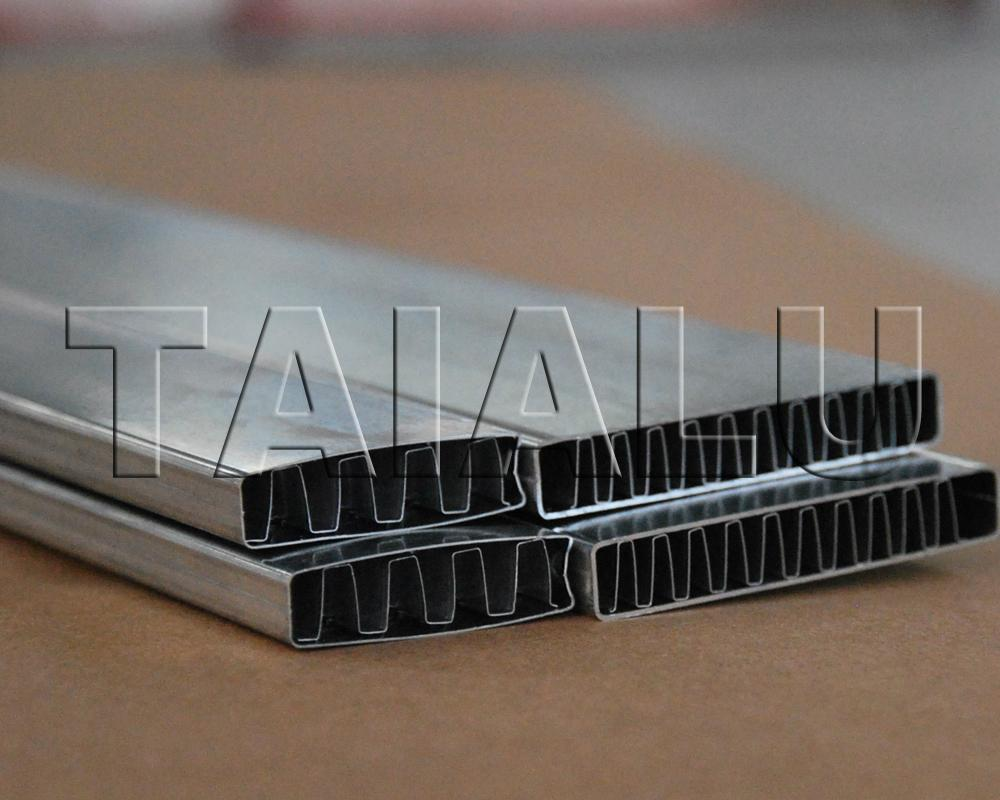 High Frequency Welded Auto Water Aluminum Tube 7
