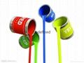 WLX系列水性油漆油墨涂料用荧光色粉颜料 2