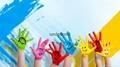 WLX系列水性油漆油墨涂料用荧光色粉颜料 4