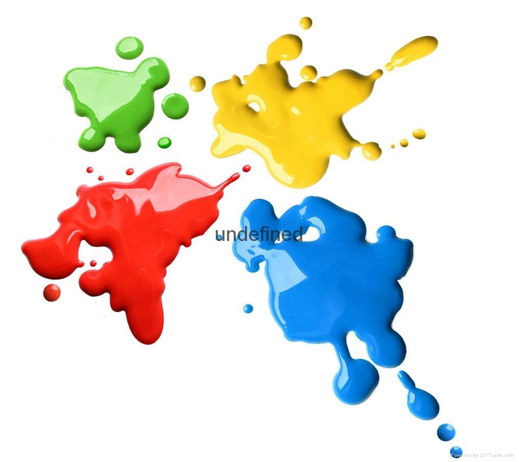 WLX系列水性油漆油墨涂料用荧光色粉颜料 5