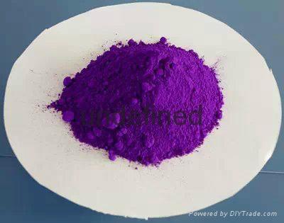 LS紡絲專用高濃度高透明無甲醛熒光色粉顏料 2