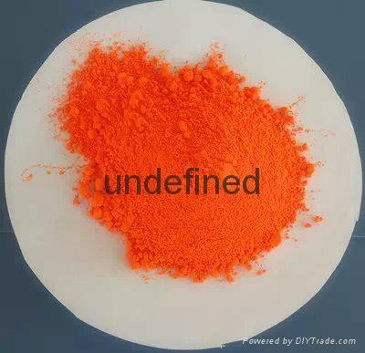 LM高濃度塑料注塑熒光色粉顏料 2