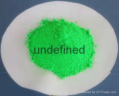 LM高濃度塑料注塑熒光色粉顏料 3