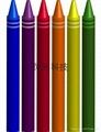 蜡烛蜡笔专用荧光色粉颜料