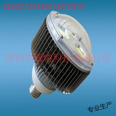 LED工矿灯 E40 150W LED室内照明