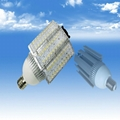 螺旋式LED路燈取代高壓納燈