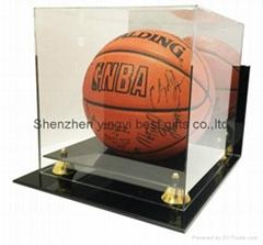 Acrylic NBA  Basketball Display Case