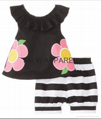New infant dress set