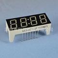 可開模定製LED4位數碼管超高