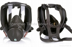original 3M 6800 full face mask 3M gas mask reusable full face Respirator
