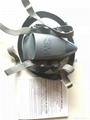 original 3M 7502 mask 3M half face mask 3M Silicone Half Gas Mask  Respirator  2