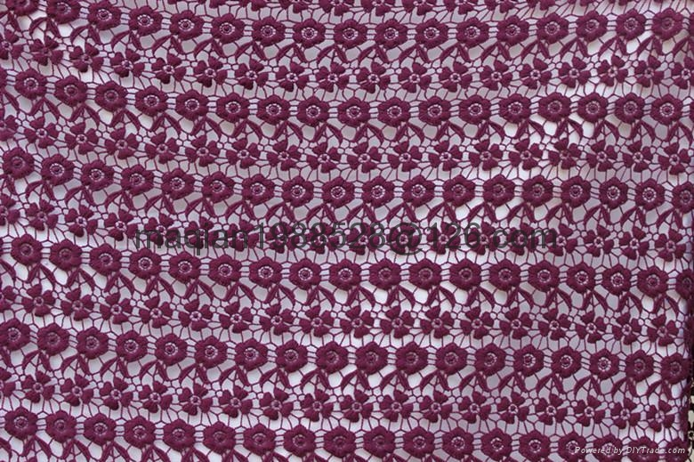 polyster chemical lace 4