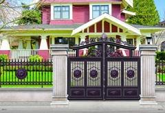 Luxury Garden Gate