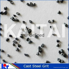 steel shot grit_G25 for sand blast cleaning