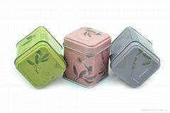 Metal tin box China factory