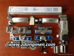 国产电动感应玻璃门电机