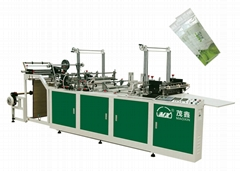 Automatic Outside Patch Bag Making Machine