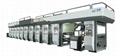 全自动电子轴高速凹版印刷机
