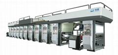 全自動電子軸高速凹版印刷機