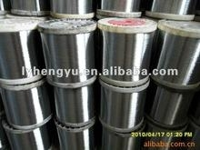 Stainless steel wire for making scourer