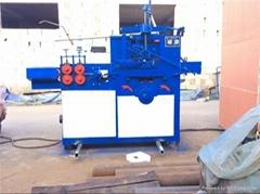 high output - galvanized wire hanger making machine