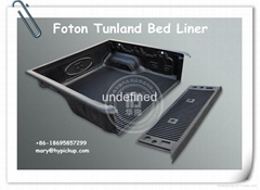Auto Parts Accessories pickup bed liner Foton Tunland Truck Bed Mats