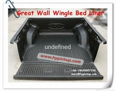 Auto Parts Accessories pickup bed liner Great Wall Wingle Truck Bed Mats