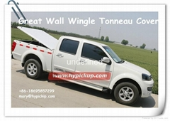 Auto Part Quality Truck Bed Cover Great Wall Wingle Camper Shell Hardtop Canopy