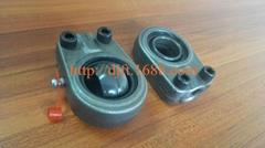 GIHR-K35 DO油润滑锁口型杆端关节轴承油缸耳环液压部件