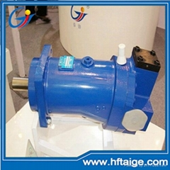 Hydraulic piston pump as rexroth substitution A10V71
