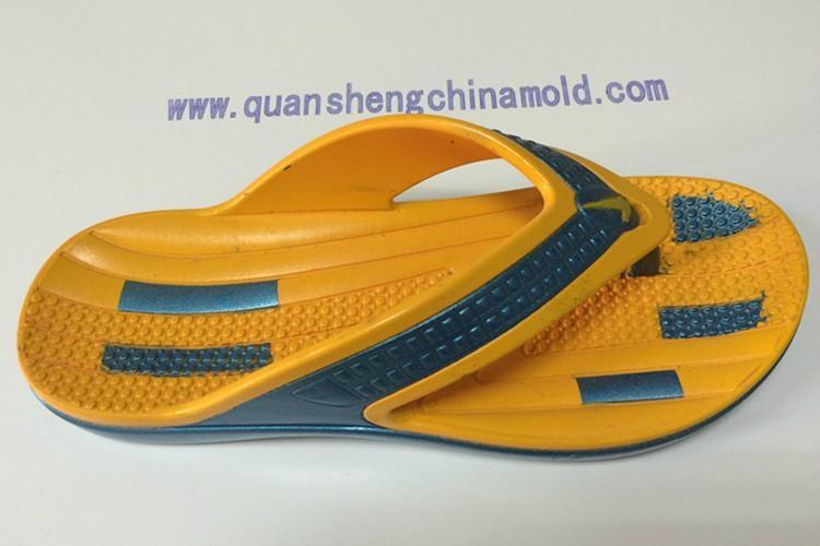 EVA slipper injection moulds from jinjiang quansheng 3