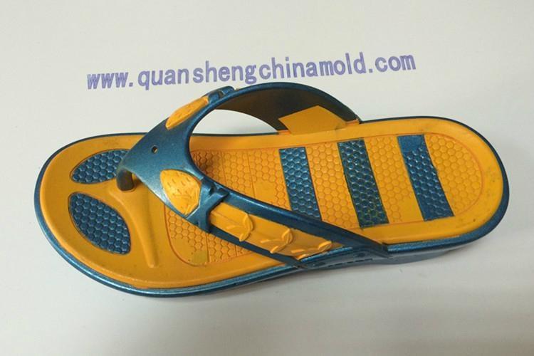 EVA slipper injection moulds from jinjiang quansheng 4