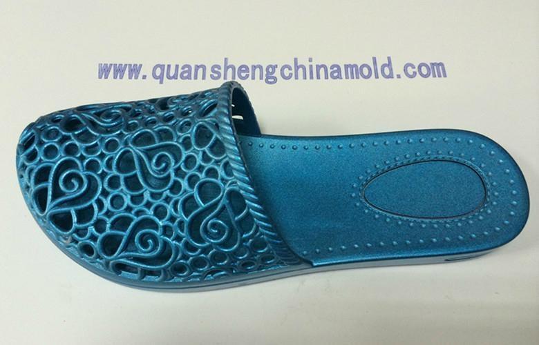 EVA slipper injection moulds from jinjiang quansheng 5