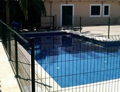 Pool Fence - Welded and Chain Link Fencing for Pool