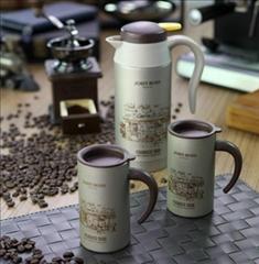 咖啡時光套裝杯
