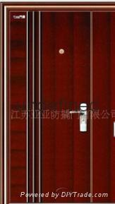 供應廠家生產優質鋼質防火門 3