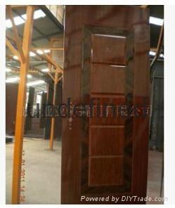 供應廠家生產優質鋼質防盜門 2