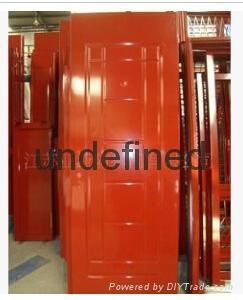 供應廠家生產優質鋼質防盜門 3