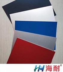 海耐覆膜金屬板全國發貨