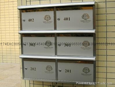 小區信報箱 2