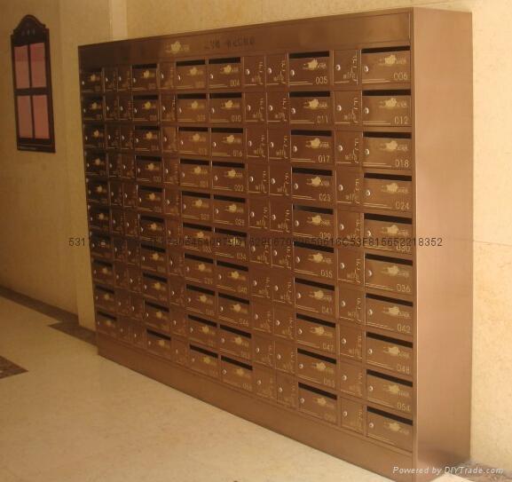 小區信報箱 3