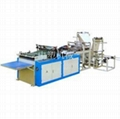 The air cushion film bag making machine